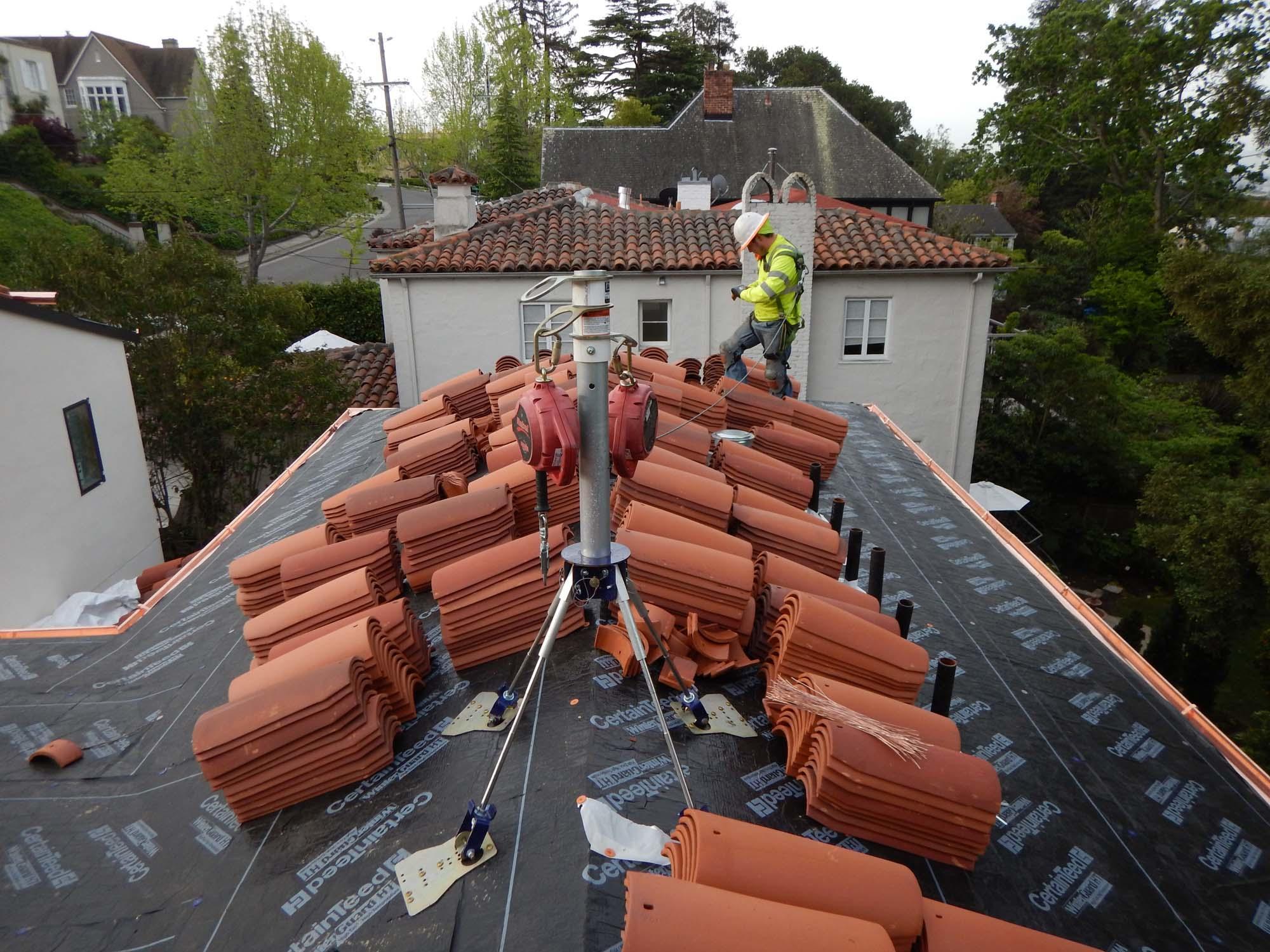 Ben S Roofing Inc Oakland California Ca