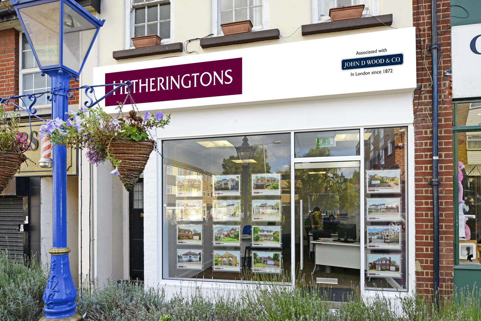 Hetheringtons - CLOSED