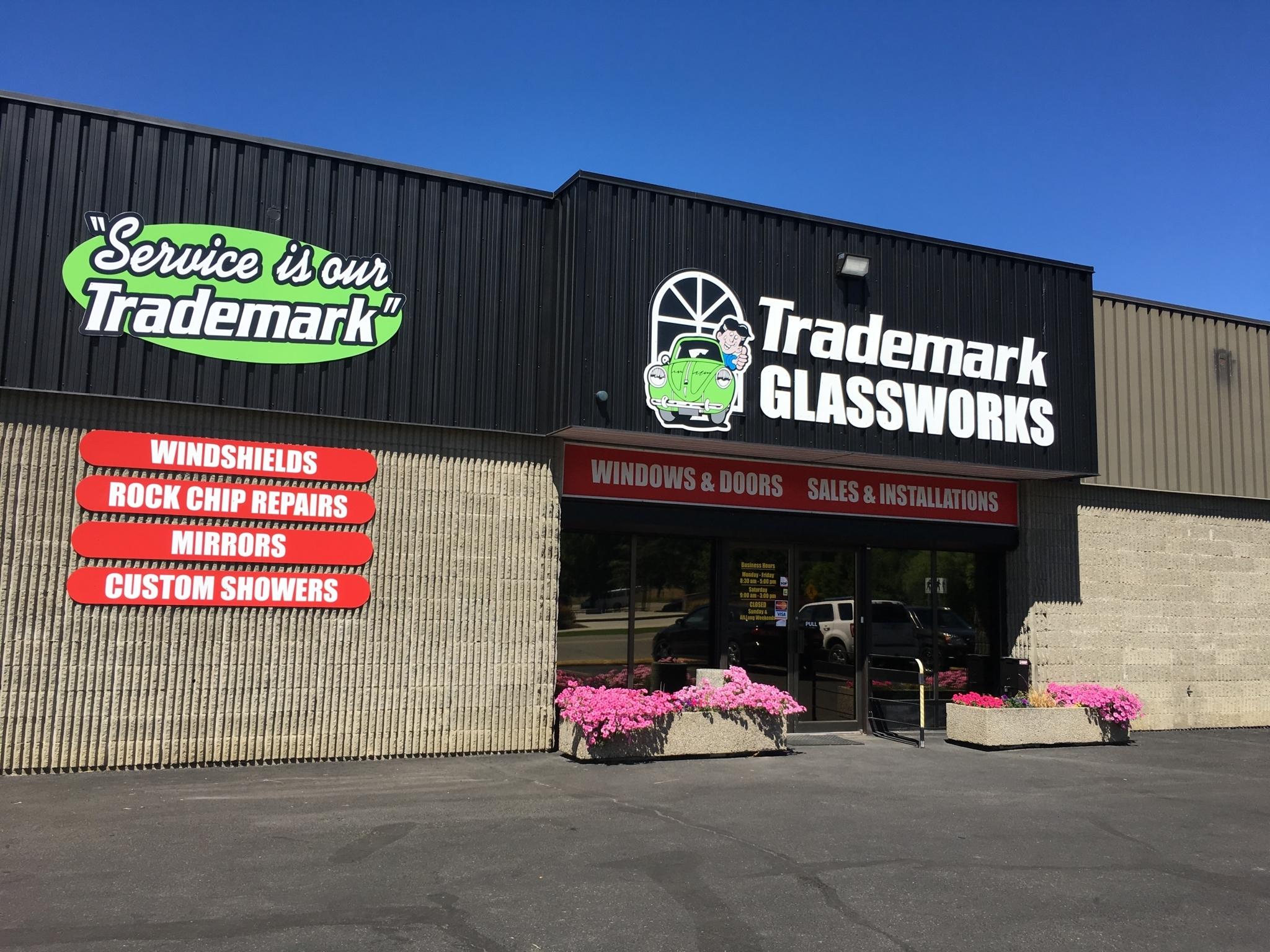 Trademark Glass in Salmon Arm