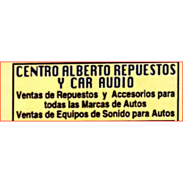 Centro Alberto Repuestos y Car Audio