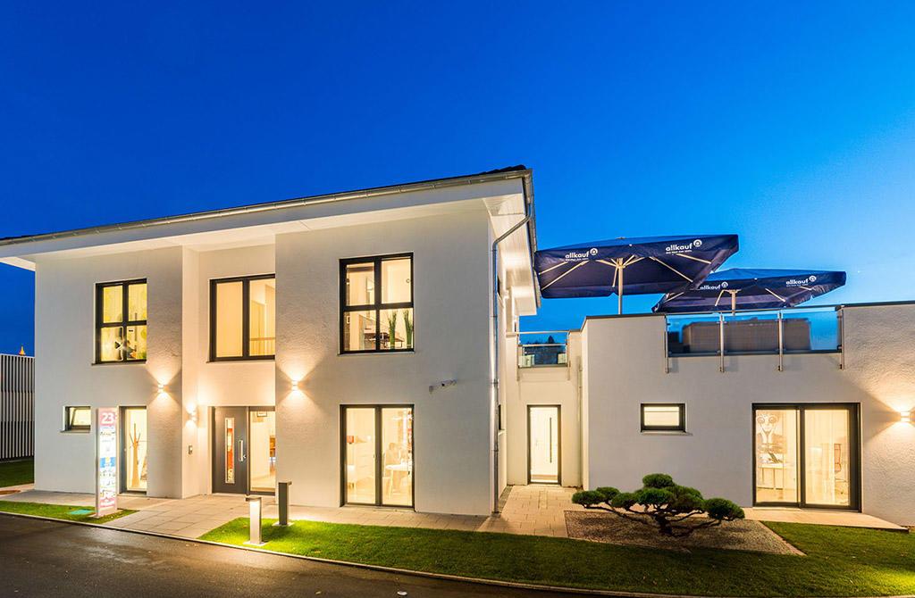 allkauf haus gmbh bauunternehmen g nzburg deutschland tel 082219306. Black Bedroom Furniture Sets. Home Design Ideas
