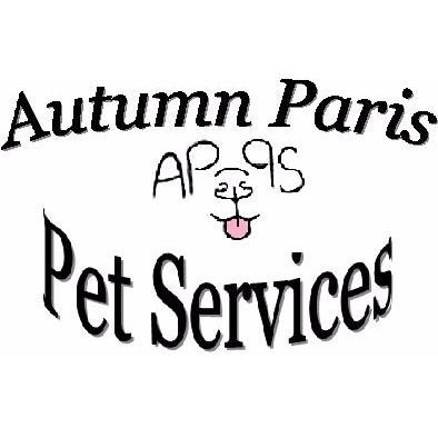 Autumn Paris Pet Service