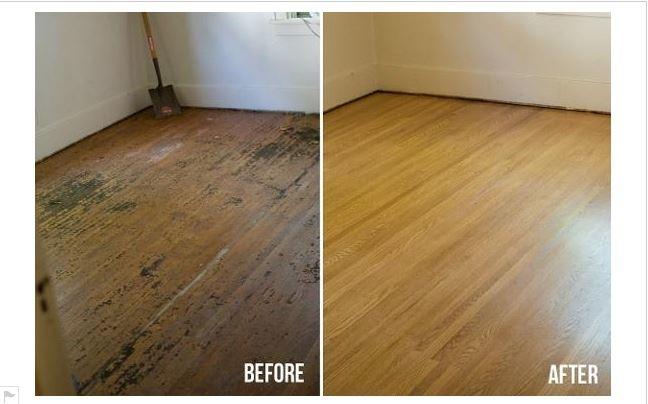 Ike Hatchett Floor Finishing