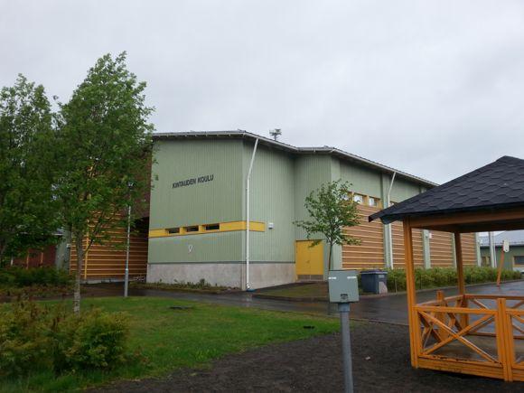 Petäjäveden kunta Kintauden koulu