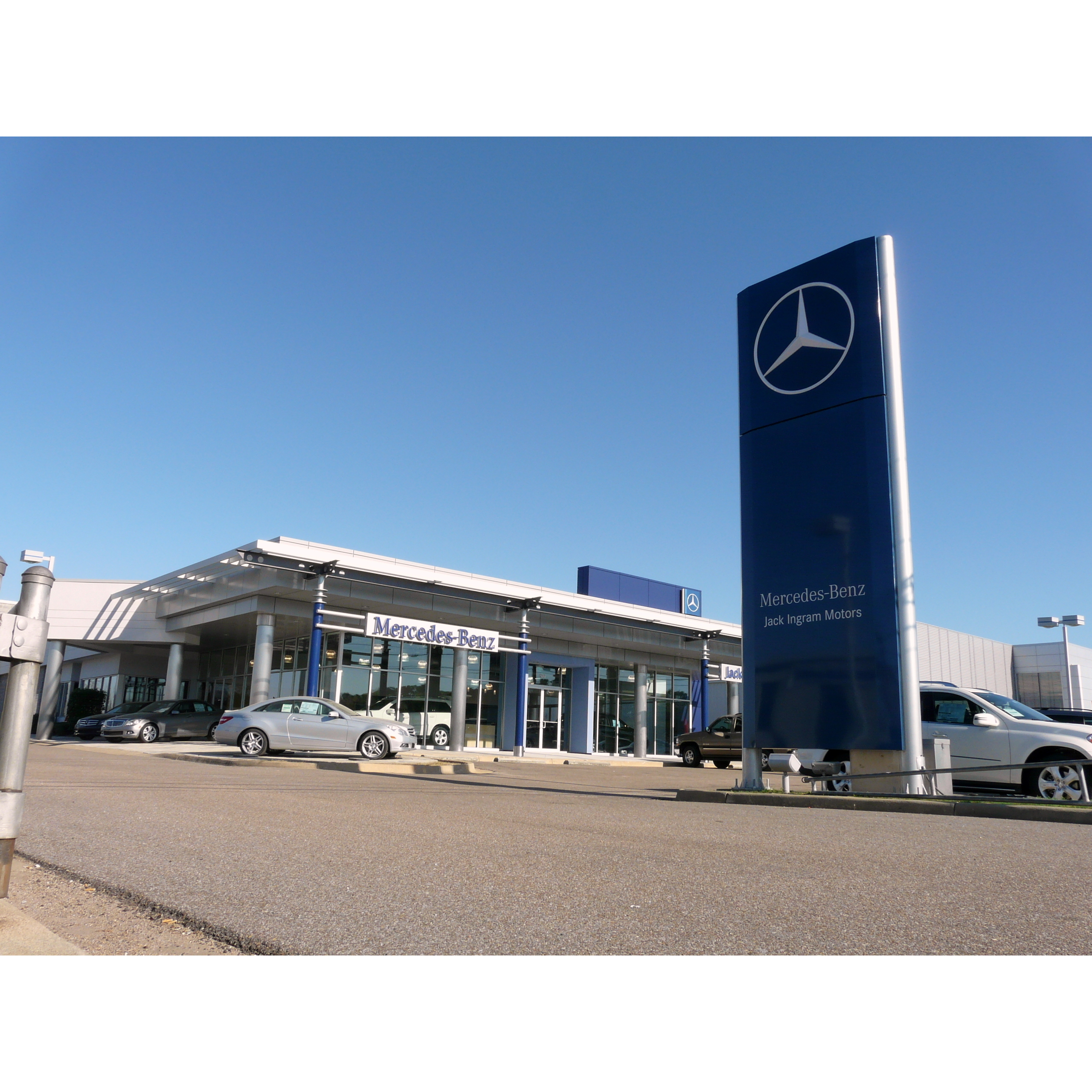 Jack Ingram Motors Inc A Mercedez Benz Dealer In