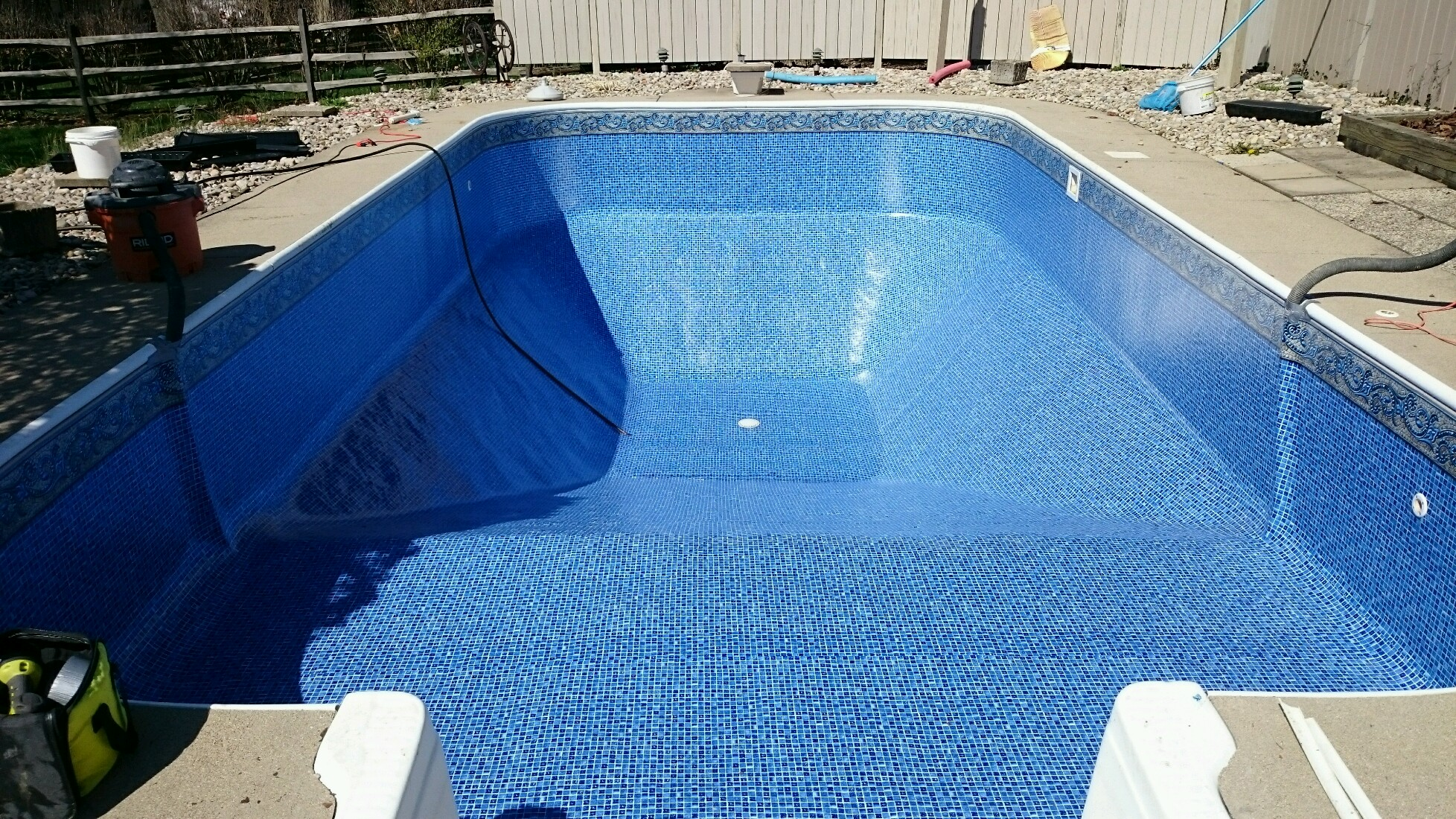 Liner Specialist Llc In Mason Oh Swimming Pool Contractors Dealers Designers Yellow Pages