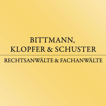 Rechtsanwälte und Fachanwälte - Bittmann, Klopfer & Schuster