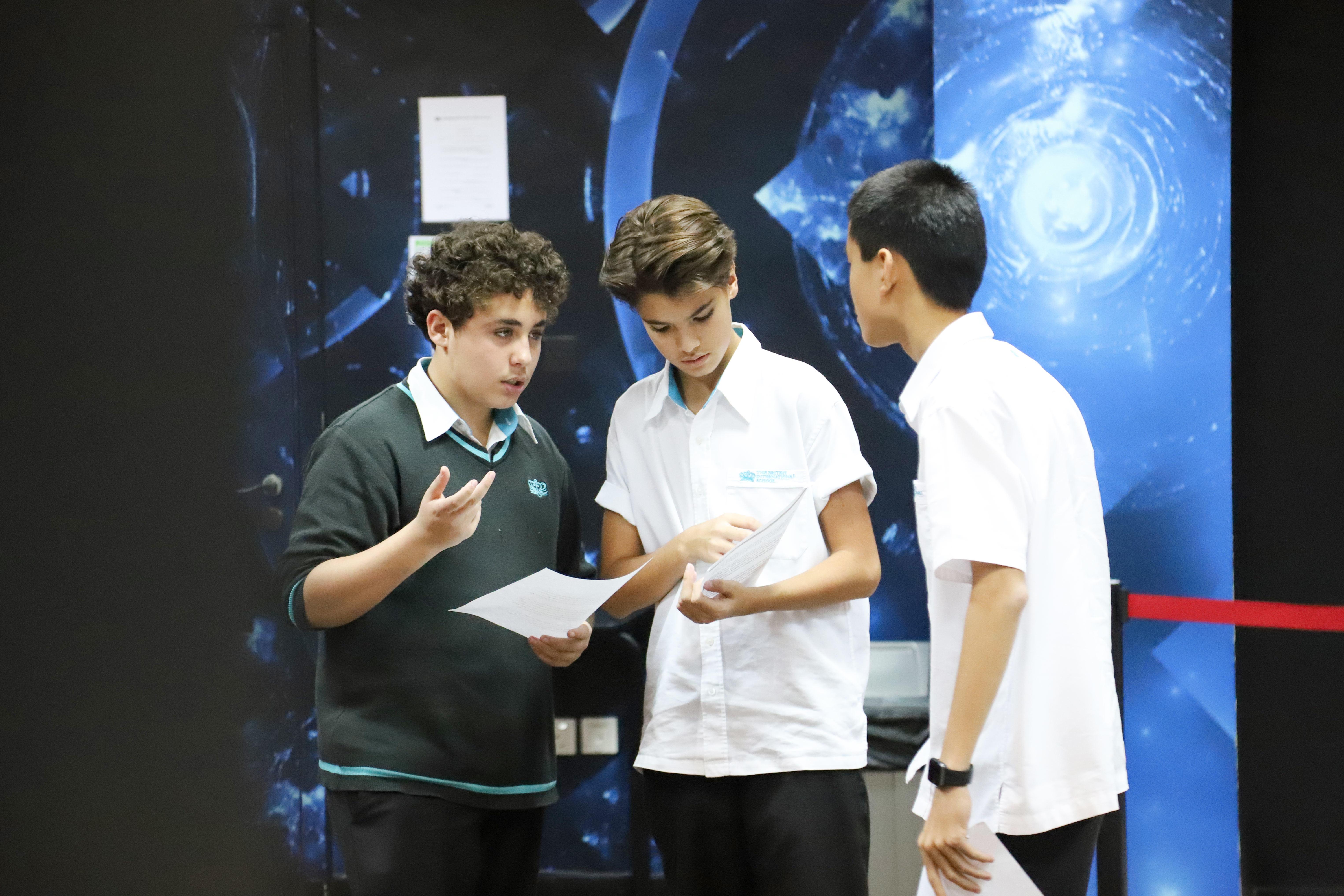 The British International School Abu Dhabi