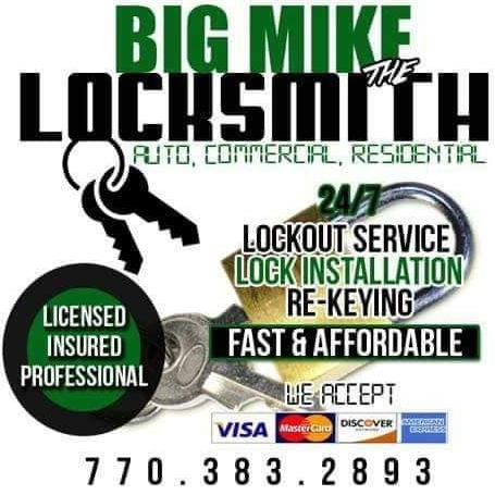 Big Mike The Locksmith