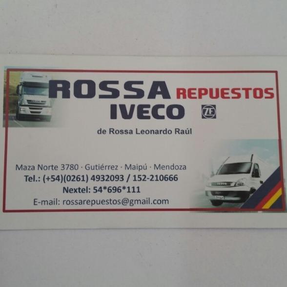 ROSSA REPUESTOS