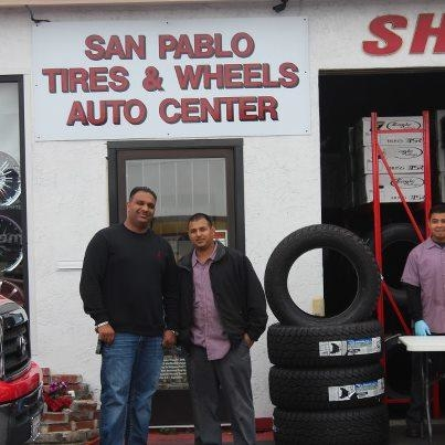 SAN PABLO TIRE & WHEEL AUTO CENTER