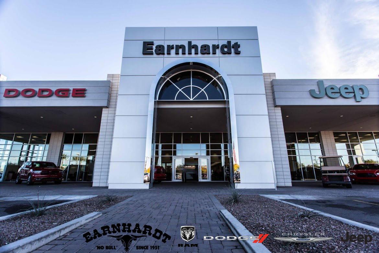 Car Dealership in Gilbert AZ   Earnhardt Chrysler Jeep ...