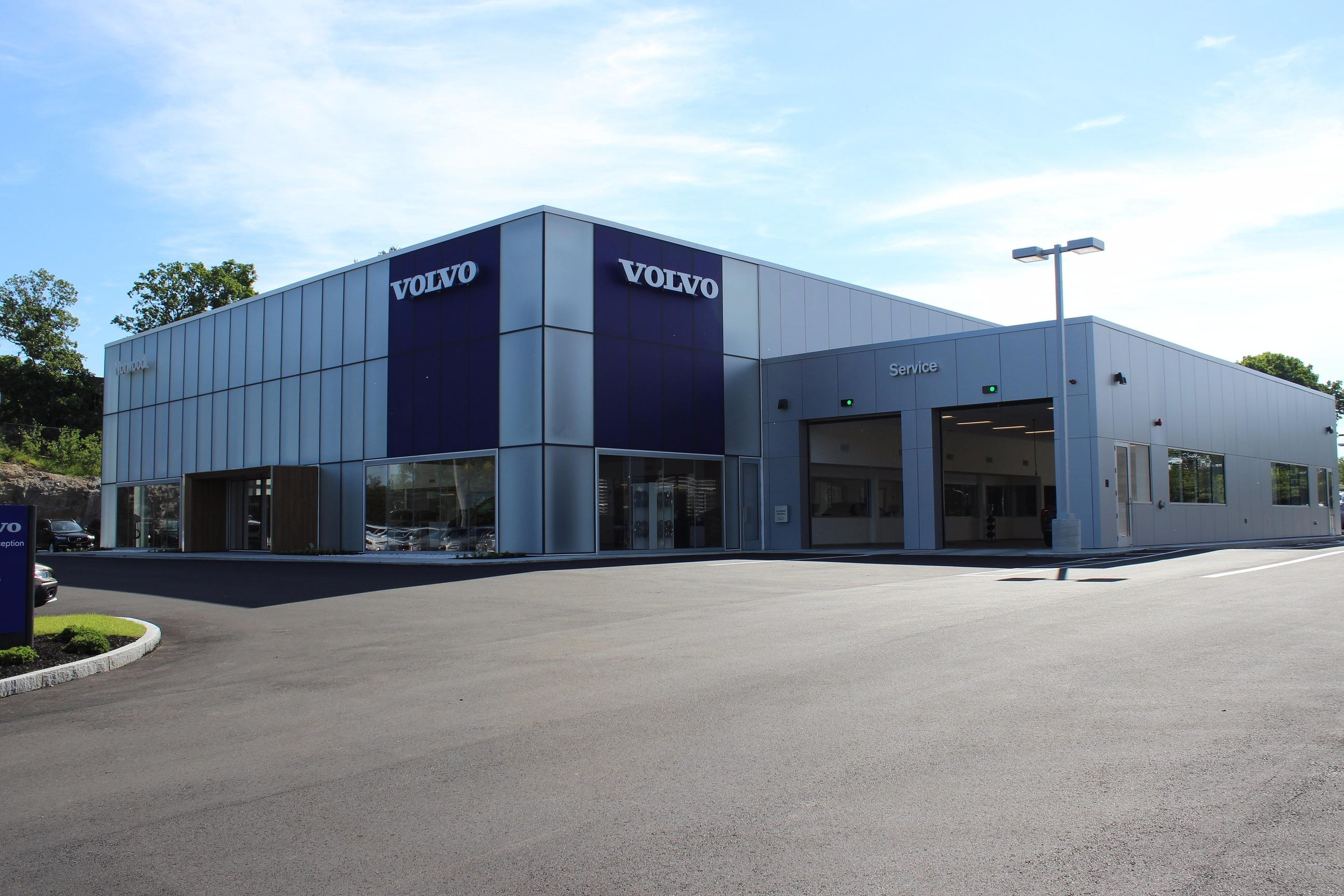 Herb Chambers Volvo Cars Of Norwood In Norwood Ma 02062