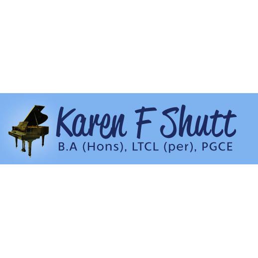 Karen F Shutt B.A (Hons), L.T.C.L (Per) P.G.C.E F.I.F.M