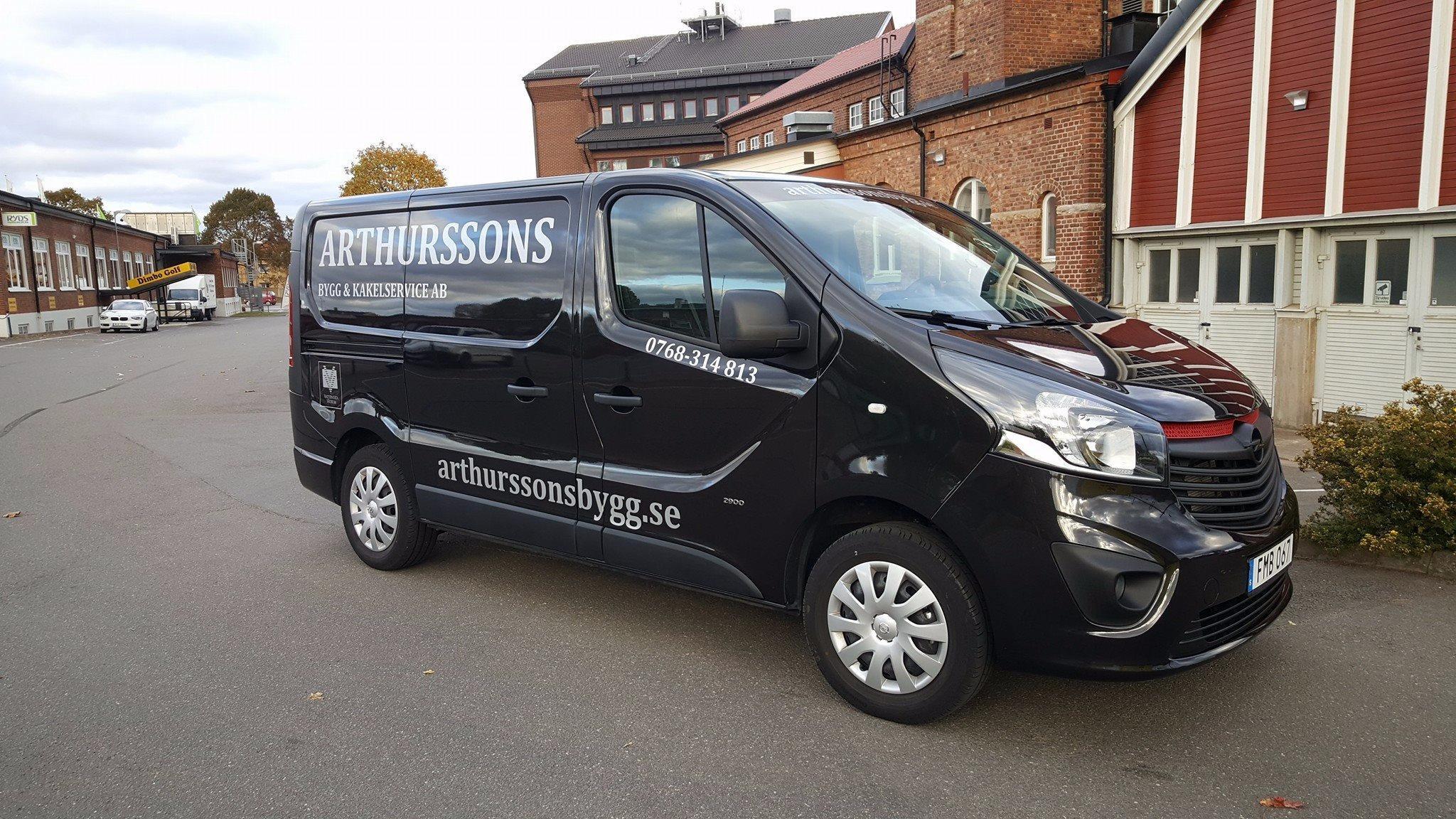 Arthurssons Bygg & Kakel Service AB