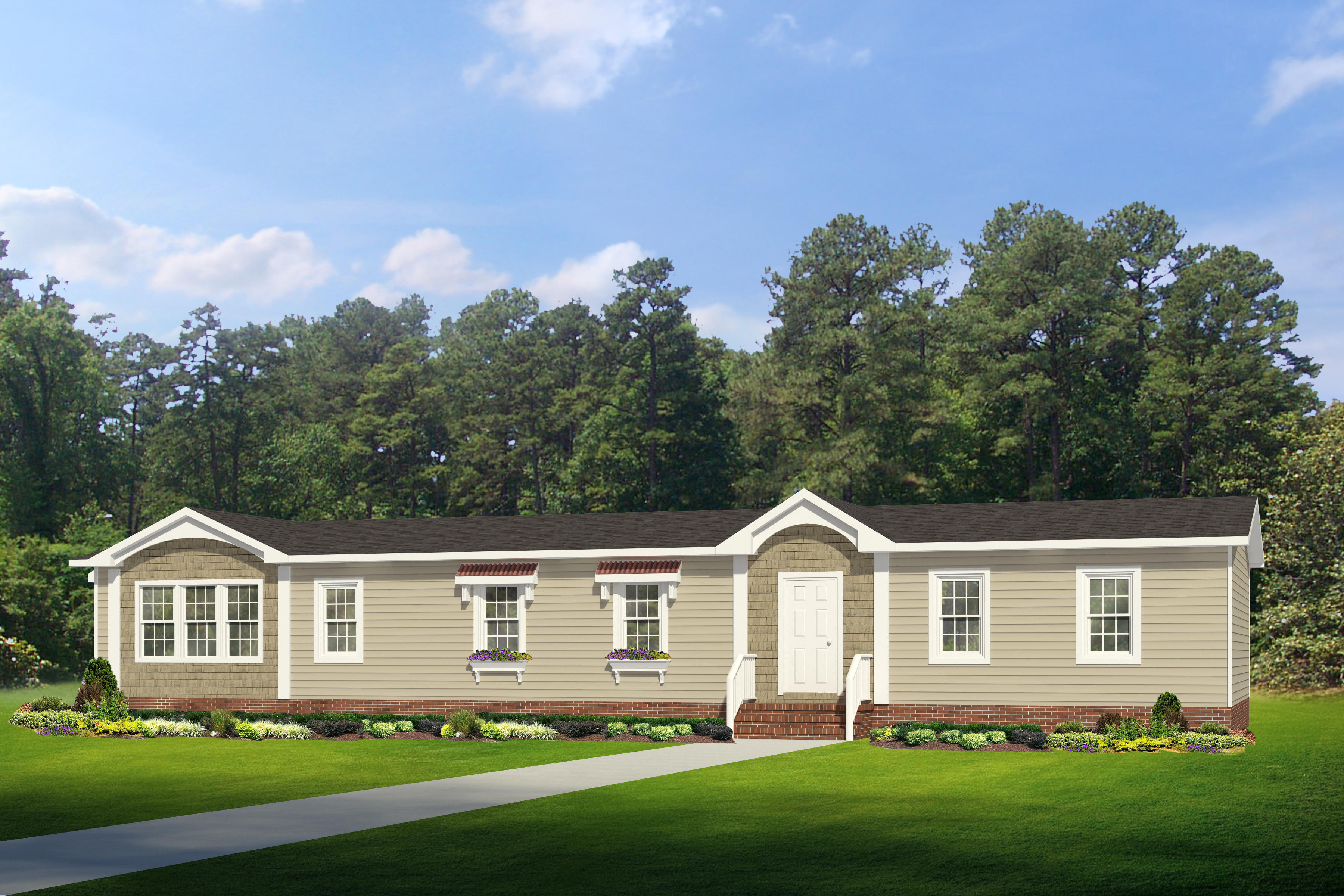 Clayton homes in hollins va 24019 for Clayton house