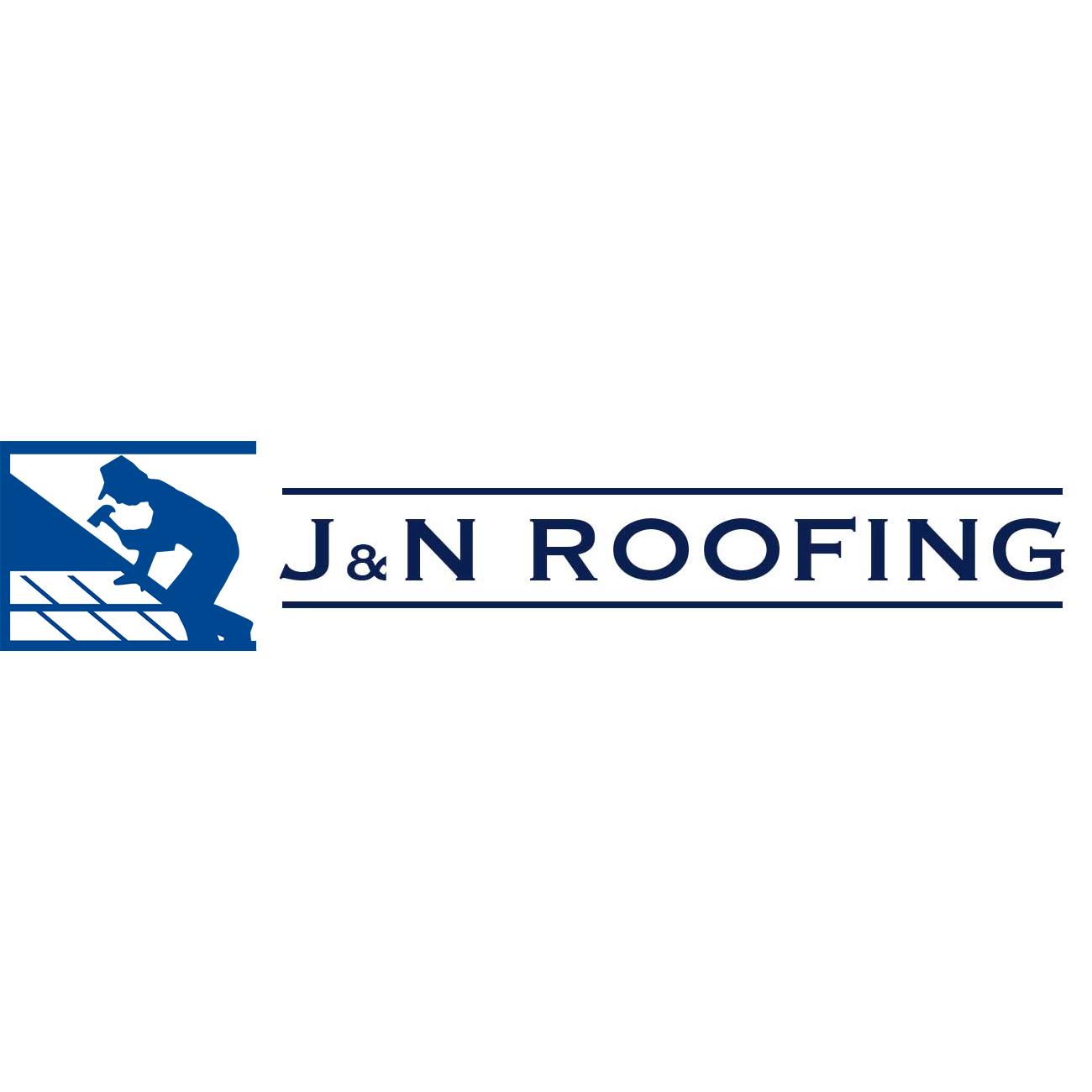 J & N Roofing Logo