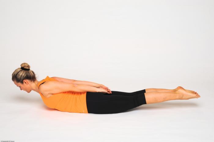 pilates bung double leg kick  keep in motion PILATES STUDIO | München