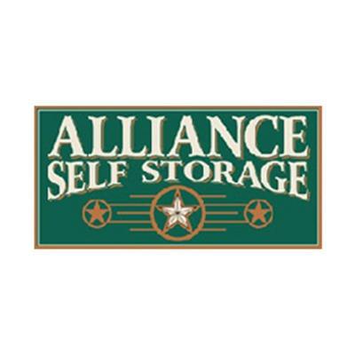 Alliance Self Storage Logo