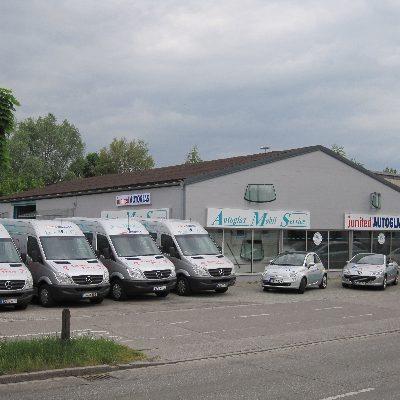 Bild zu AMS Autoglas GmbH - junited AUTOGLAS in Landshut