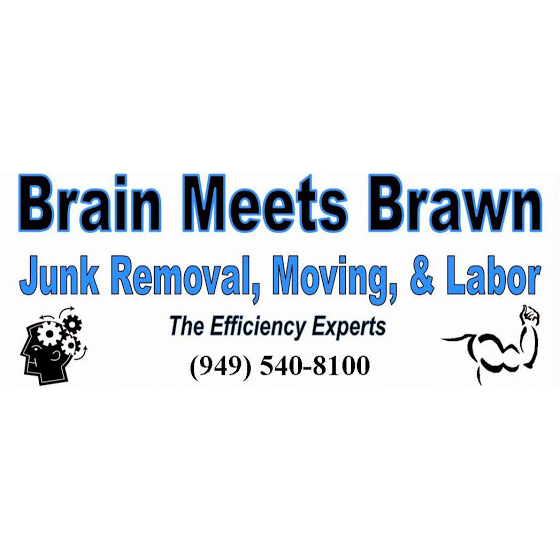 Brain Meets Brawn Junk Removal and Moving