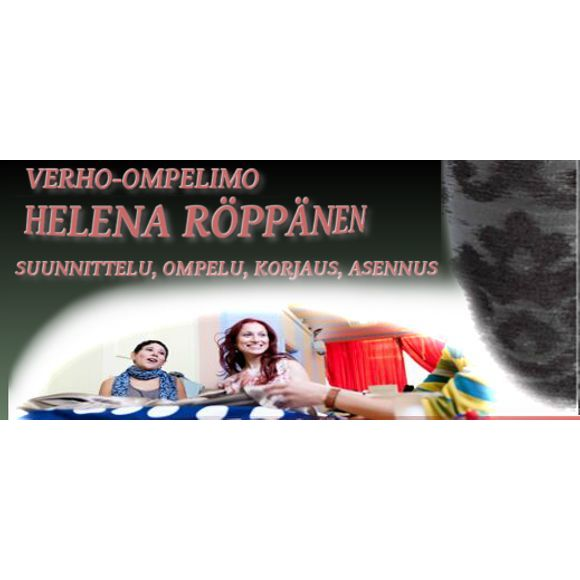 Verho-ompelimo Helena Röppänen