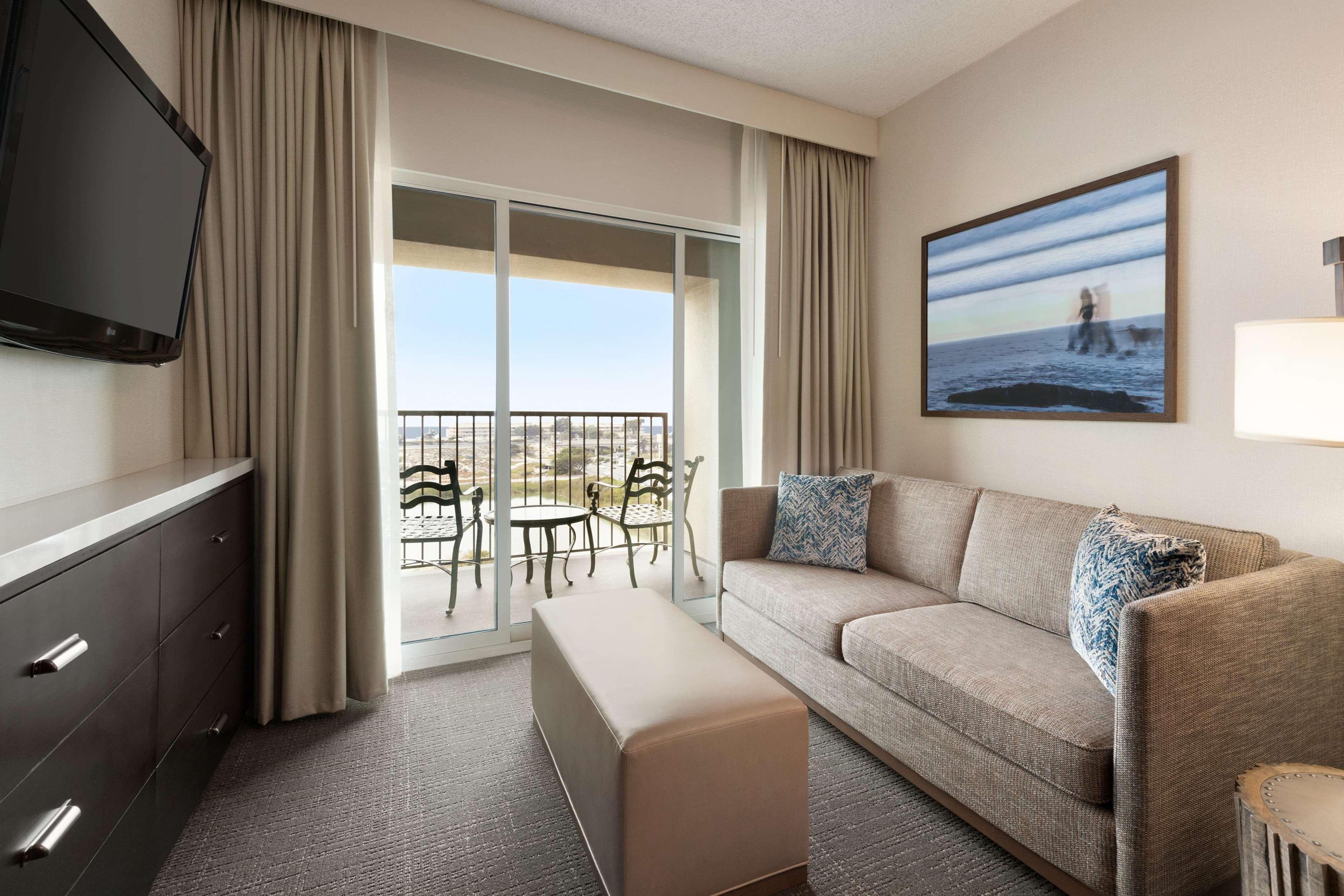 embassy suites by hilton monterey bay seaside coupons. Black Bedroom Furniture Sets. Home Design Ideas