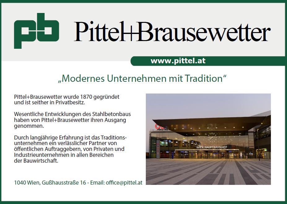 Pittel+Brausewetter Gesellschaft m.b.H.