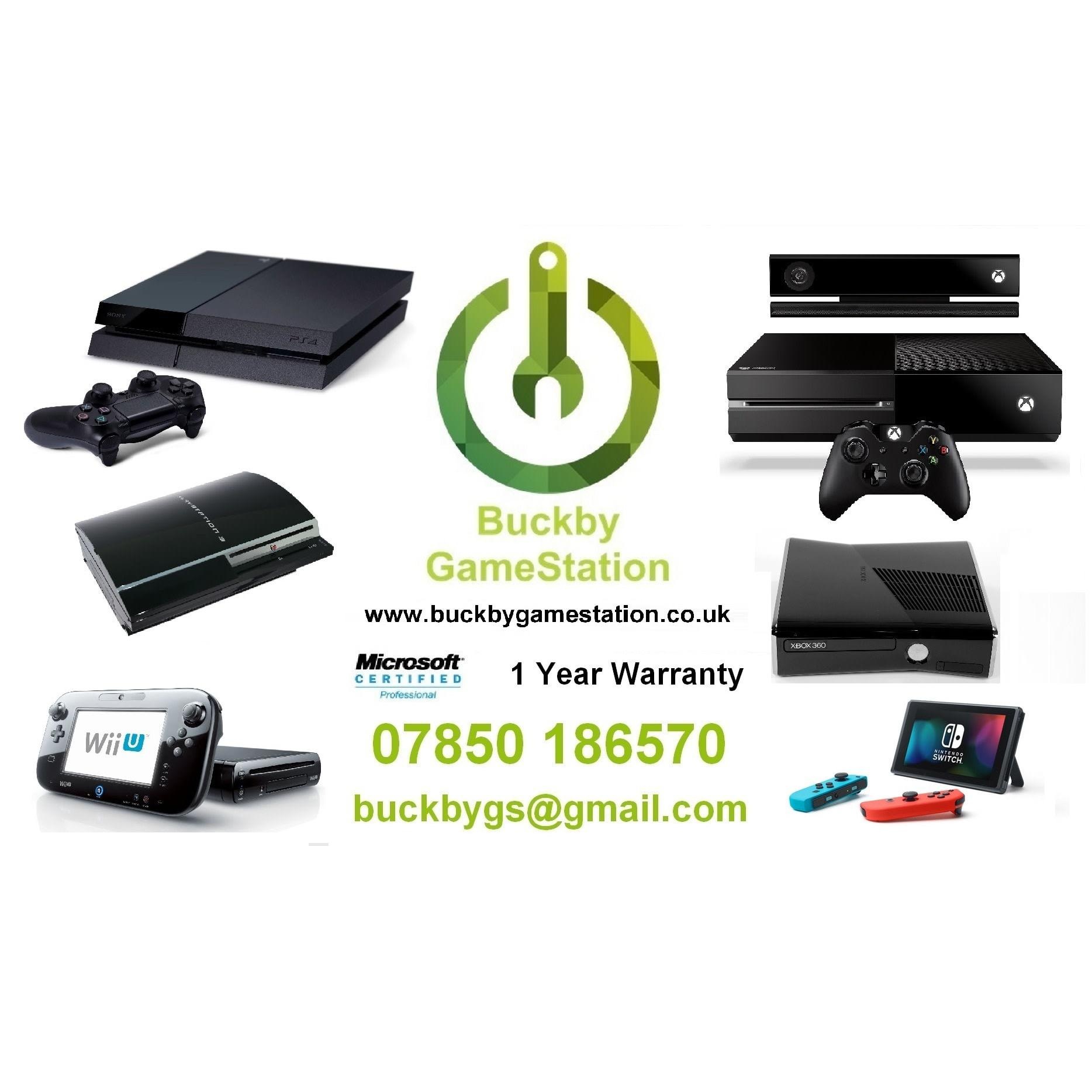 Buckby GameStation - Northampton, Northamptonshire NN6 7QB - 07850 186570 | ShowMeLocal.com