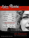 Salon Resta  Delray Full UpScale High End Salon, Best Salons Delray Beach