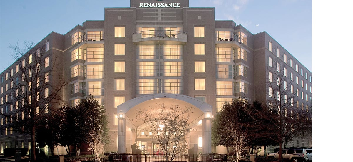 Renaissance Charlotte SouthPark Hotel in Charlotte, NC - 704-501-2510