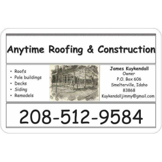 Anytime Roofing & Construction