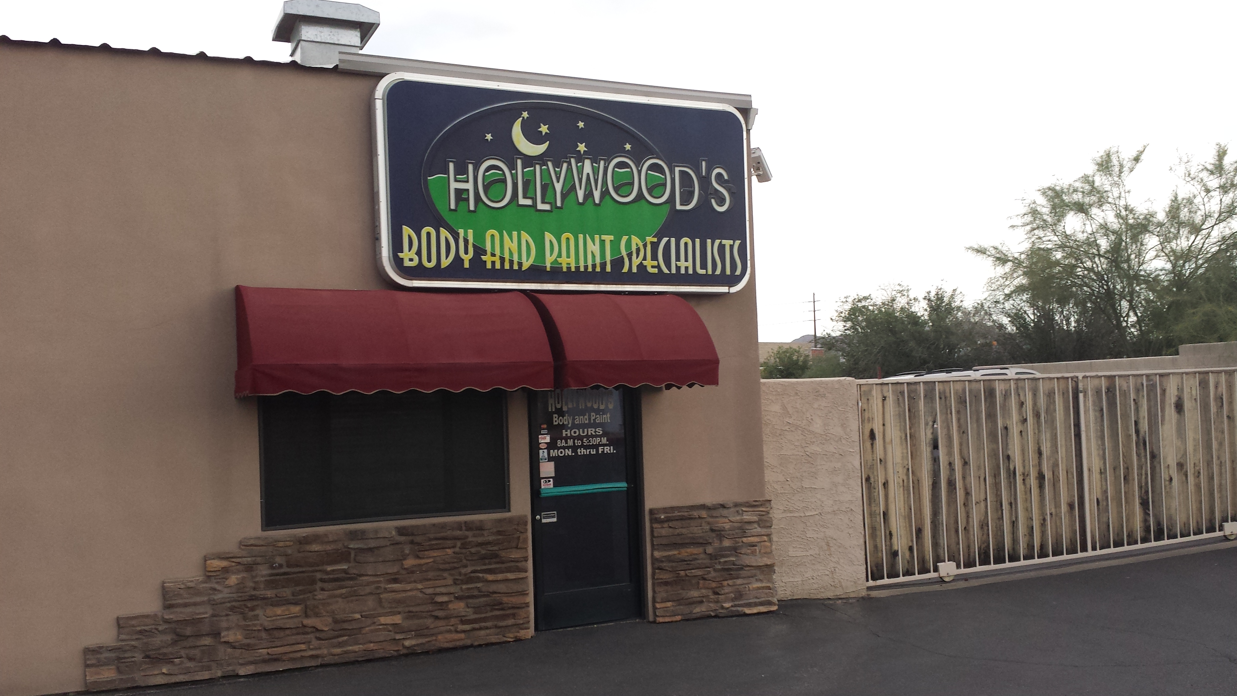 Fountain Hills Hollywoods Body and Paint