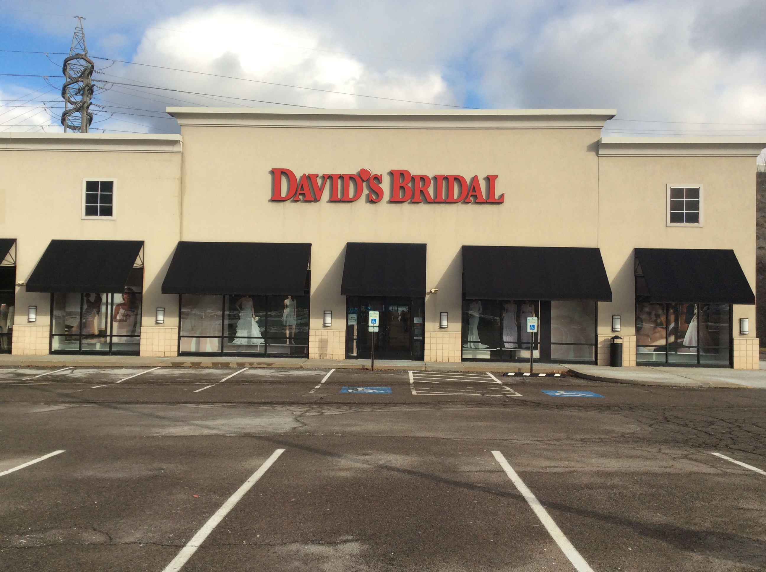 David 39 s bridal coupons pittsburgh pa near me 8coupons for Wedding dress shops in pittsburgh pa