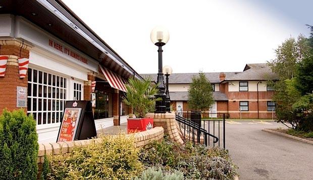 Premier Inn Coventry East Binley A46