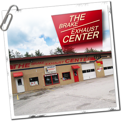 The brake exhaust center auto repair raymond me for General motors service center