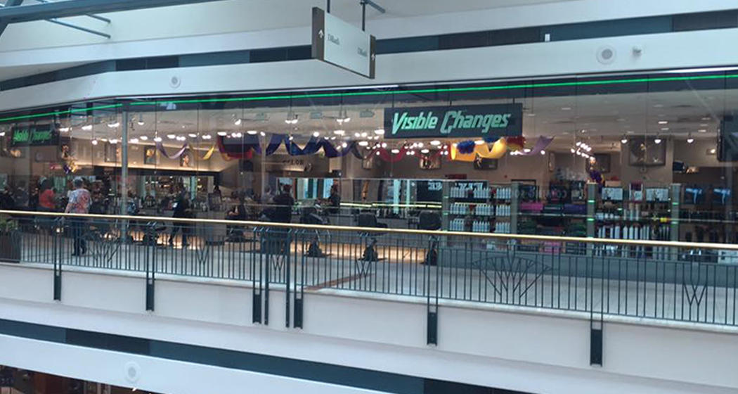 Visible Changes Inside Woodlands Mall Coupons Near Me In