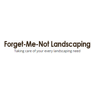 Forget-Me-Not Landscaping