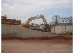 Demolition – Guthrie, Oklahoma