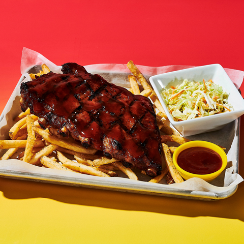 Smokehouse BBQ Ribs - Half Rack - NEW!