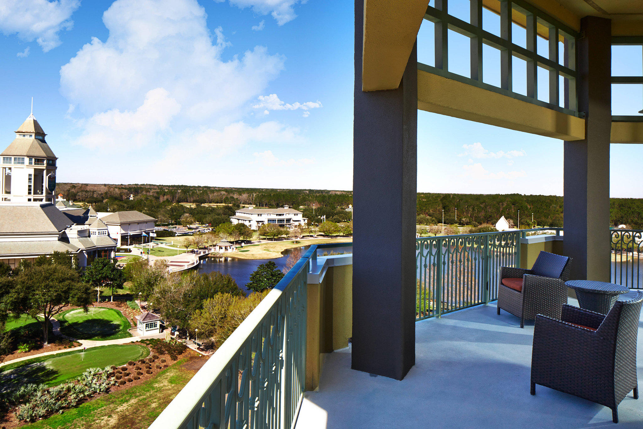 World Golf Village Renaissance St. Augustine Resort ...