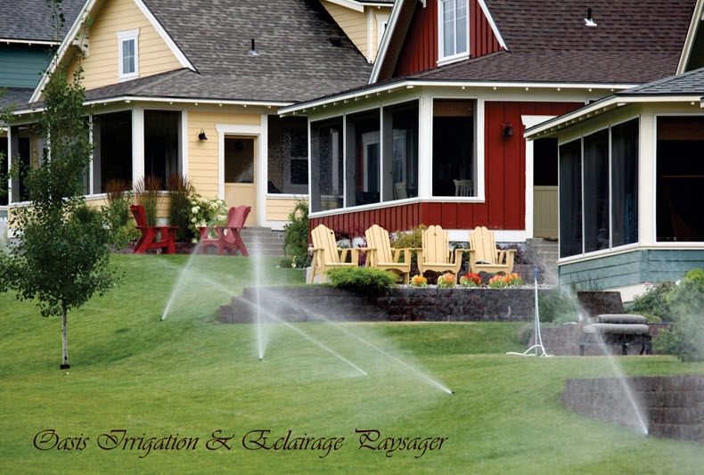 Images Oasis Irrigation