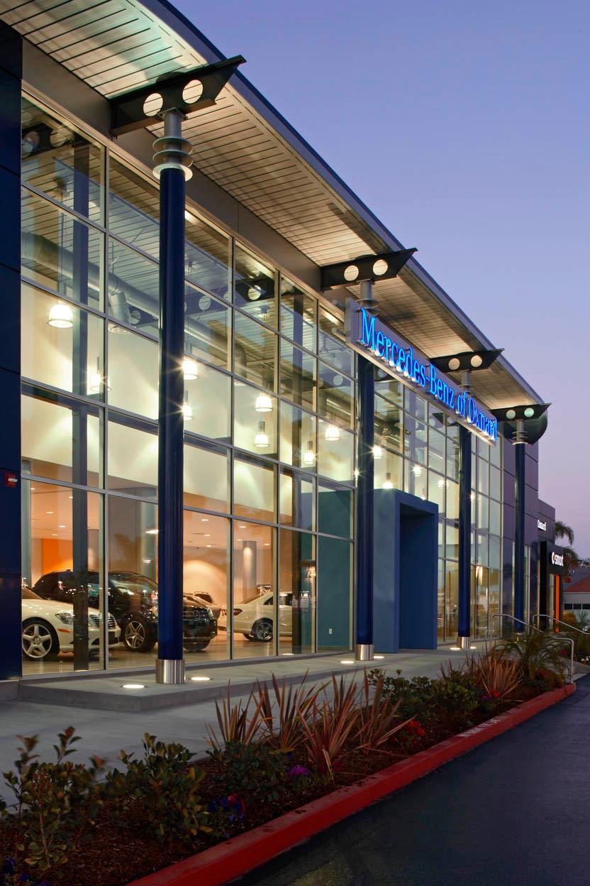 Mercedes benz of oxnard oxnard california ca for Mercedes benz training center
