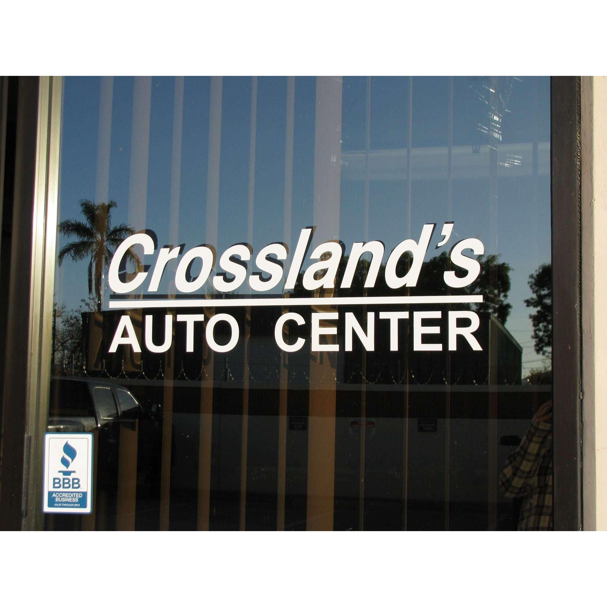 Crossland's Auto Center - El Cajon, CA - General Auto Repair & Service