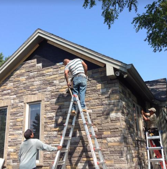 Nichols brothers roofing and exteriors indianapolis American roofing and exteriors reviews