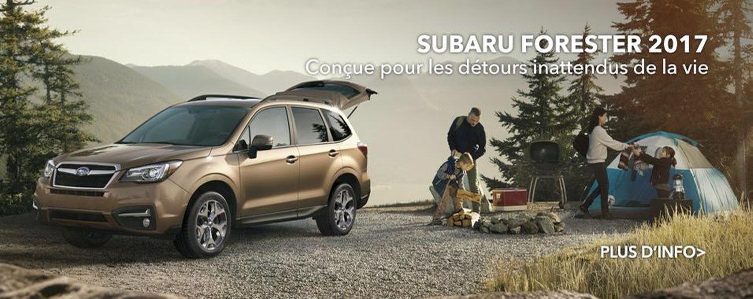 Desjardins Subaru Quebec (418)681-6000