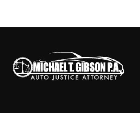 Michael T. Gibson, P.A., Auto Justice Attorney