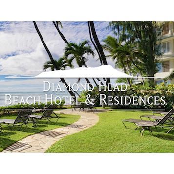 Diamond Head Beach Hotel & Residences - Honolulu, HI - Hotels & Motels