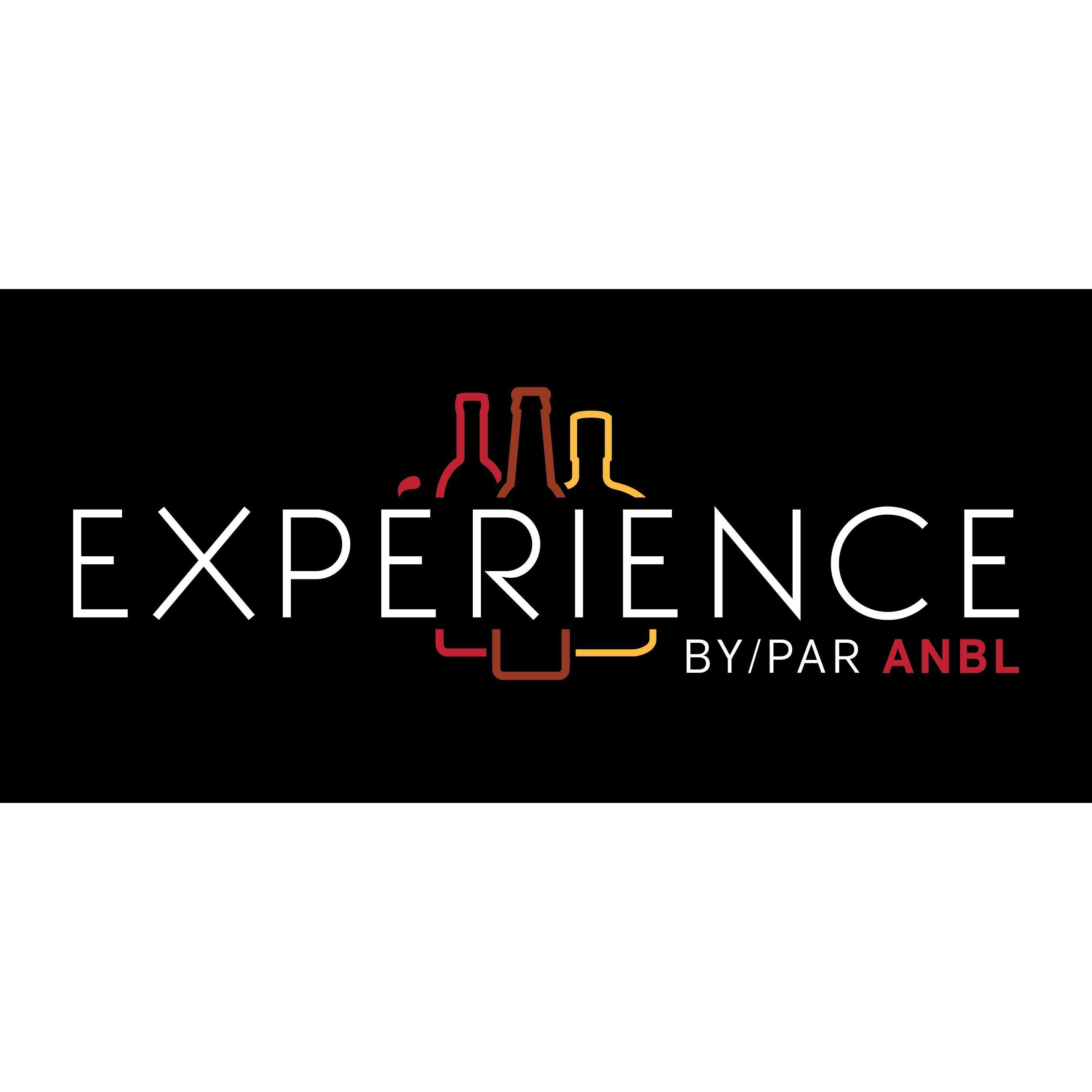 EXPÉRIENCE by/par ANBL
