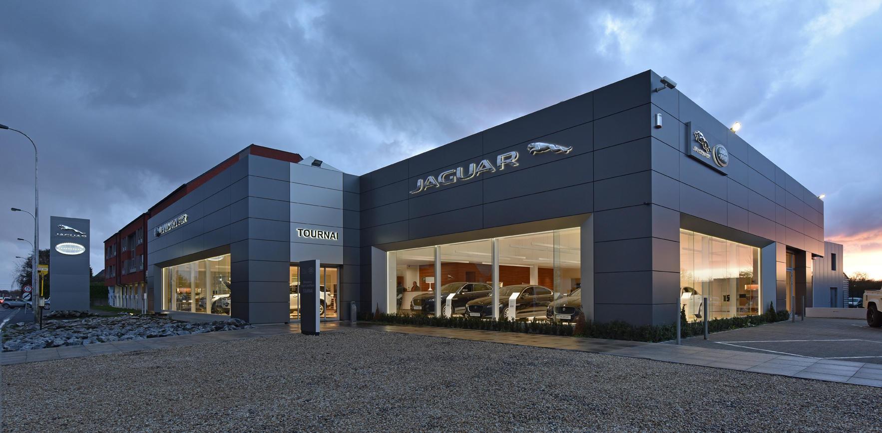 Jaguar Tournai